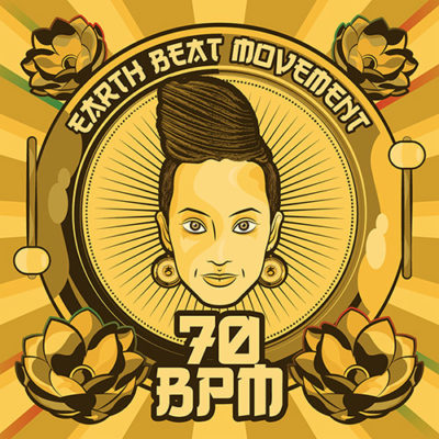 Earth Beat Movement - 70 BPM Graphic by PULP GRAPHIC